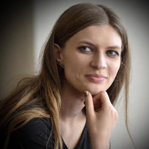 Марина Данилюк - Ярмолаєва, телеведуча, журналіст