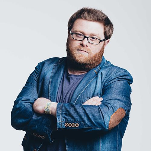 Богдан Буткевич, телеведучий, журналіст