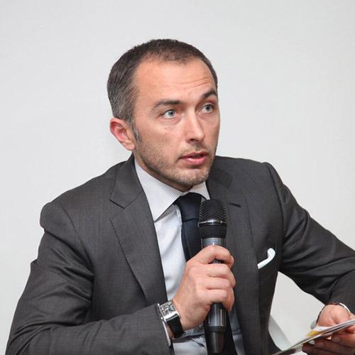 Андрей Пышный, глава правления ОЩАДБАНК