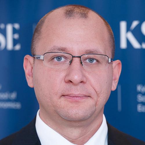 Андрій Дробот, професор Київської школи економіки