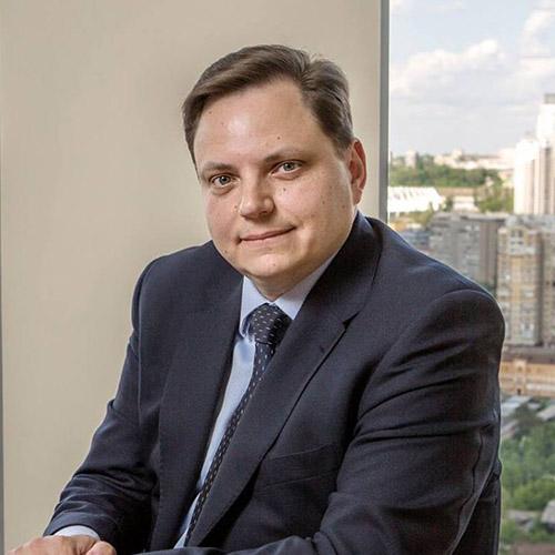 Андрій Гундер, президент Американської торговельної палати