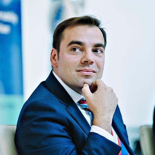 Андрій Ковальов, інвестор, засновник Solutions Lab, керівник проектів, викладач Київської школи економіки (Center of Excellence in Procurement)