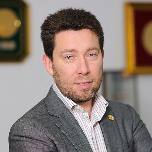 """Андрій Здесенко, засновник корпорації """"Біосфера"""""""