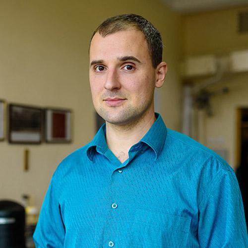 Антон Сененко, старший научный сотрудник Института физики НАН Украины, популяризатор науки