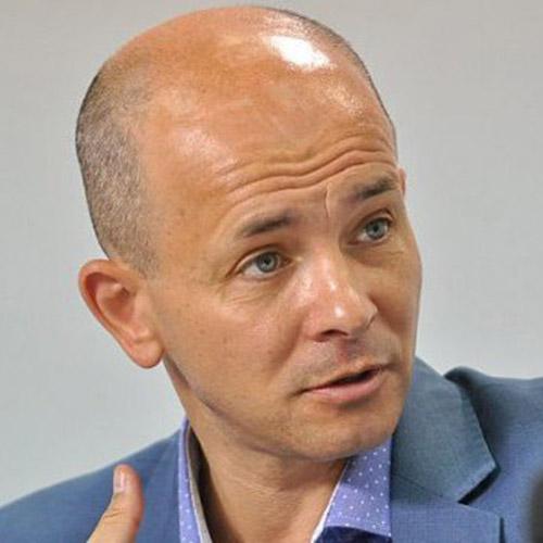 Борис Кушнірук, голова експертно - аналітичної ради Українського аналітичного центру
