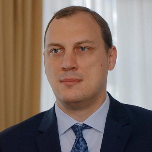 Денис Морозов, директор з економіки та фінансів ІНТЕРПАЙП