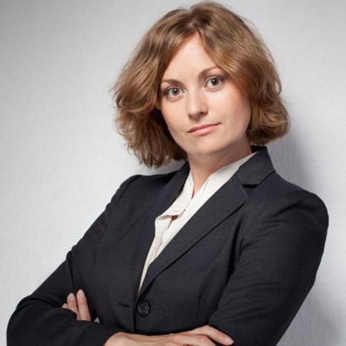 Катерина Глазкова, виконавчий директор Спільки українських підприємців