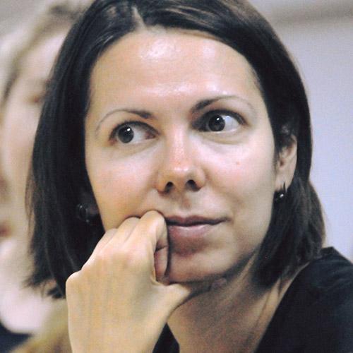 Катерина Венжик, економічний журналіст, менеджер проектного офісу реформи фінансового сектора за підтримки ЄБРР