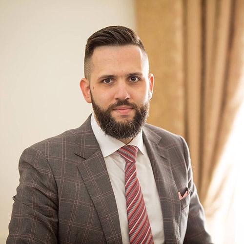 Максим Нефьодов, первый заместитель Министра экономики и торговли Украины