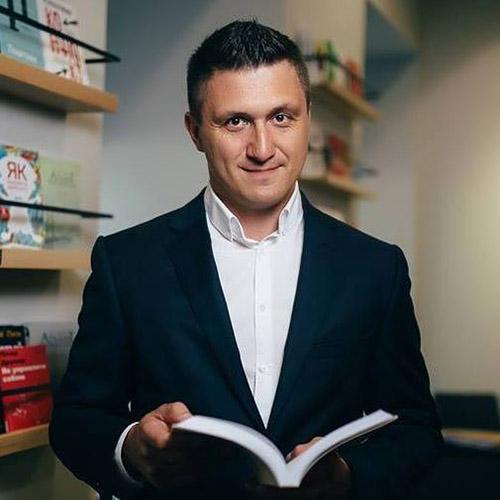 Микола Демченко, голова асоціації випускників Києво - Могилянської бізнес-школи