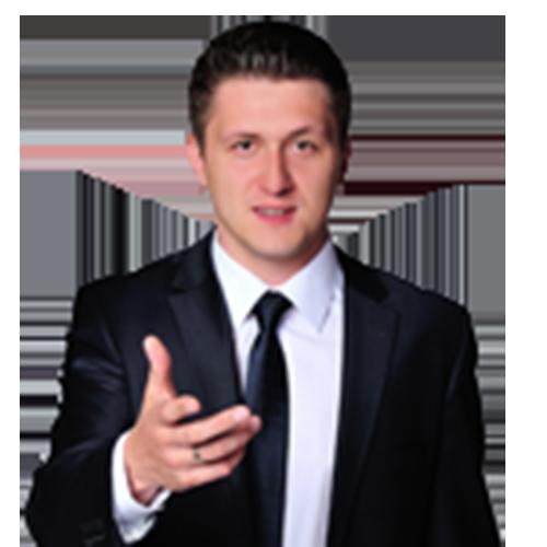 """Микола Демченко, партнер юридичної компанії """"Праве діло"""", громадський активі"""