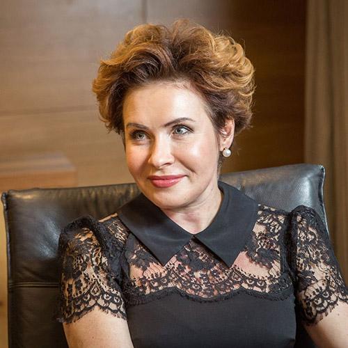 Наталья Еремеева, член совета директоров Спілки Українських Підприємців