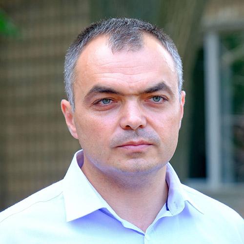 Олександр Коломійцев, Директор Інвестиційно - Інноваційного Центру Дніпропетровської ОДА