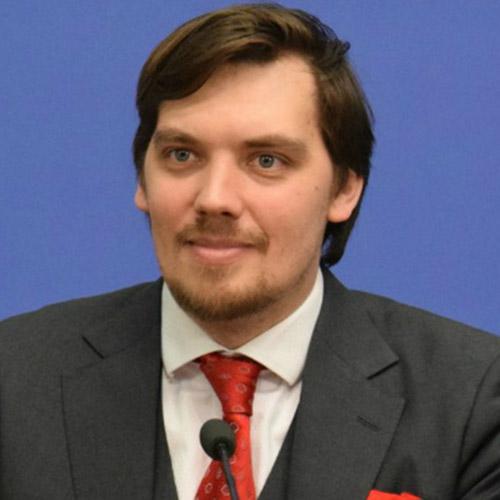Олексій Гончарук, голова Офісу ефективного регулювання BRDO