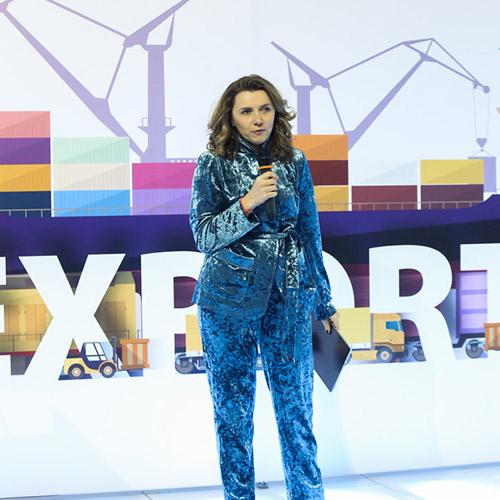 Олена Кудляк, виконавчий директор Укра_нського центру сприяння _нвестиц_ям та торг_вл_