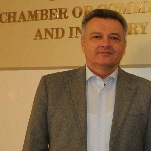 Сергій Свістиль, віце-президент Торгово – промислової палати України