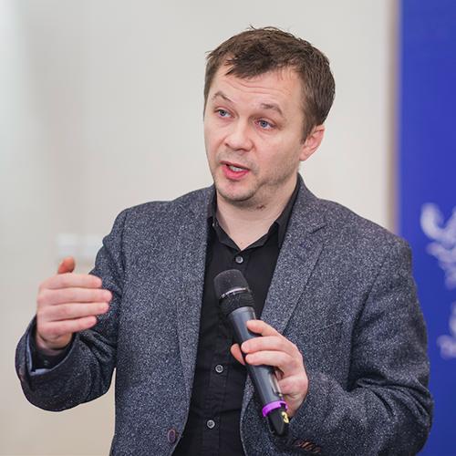 Тимофей Милованов, почетный президент Киевской школы экономики
