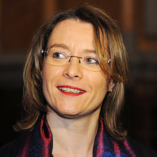 Ізабель Дюмон, посол Франції в Україні