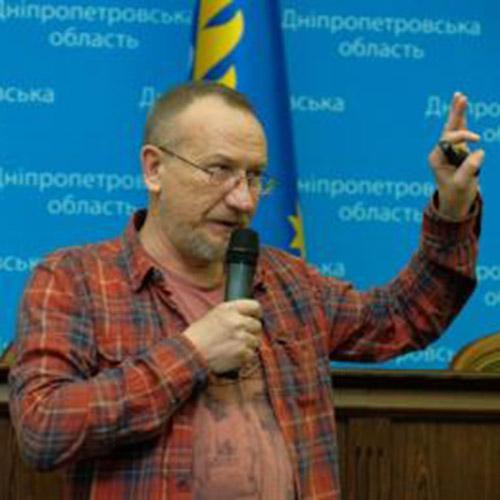 В_ктор Пузанов, радник голови Дн_пропетровсько_ облдержадм_н_страц__