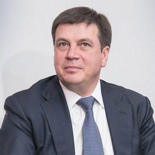 Віце-прем'єр-міністр — Міністр регіонального розвитку, будівництва та житлово-комунального господарства