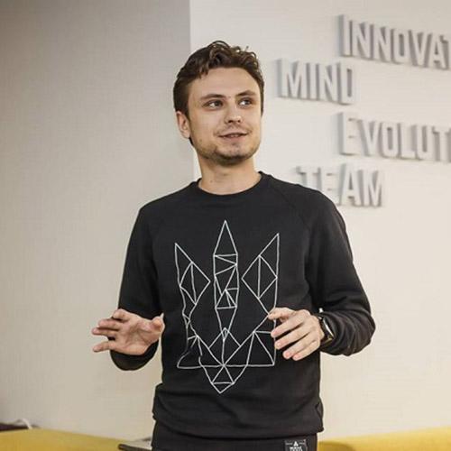 виконавчий директор Lobby X, координатор TED-X Kyiv