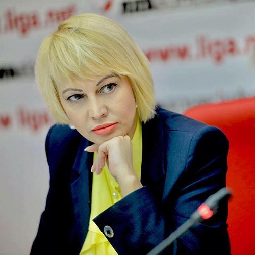 Ярош Зоя, Президент Асоціації адвокатів України, керуючий партнер АО «Маршаллєр і партнери»