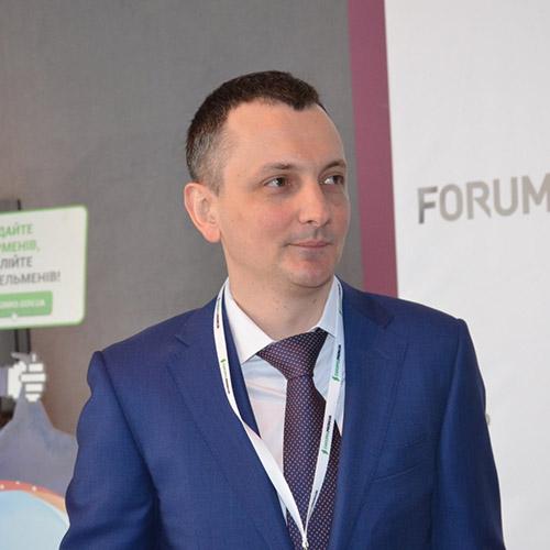 Юрий Голик, советник главы Днепропетровской облгосадминистрации
