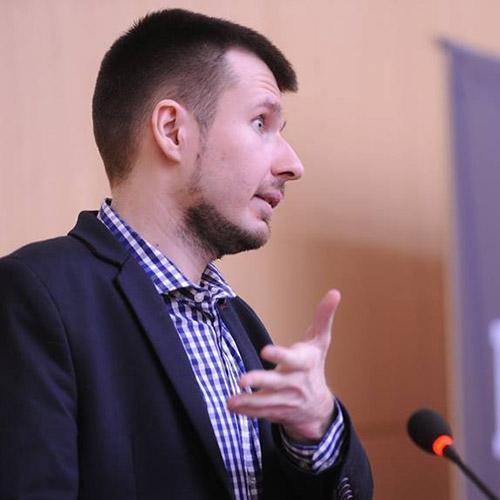 Иван Примаченко, основатель проекта PROMETHEUS