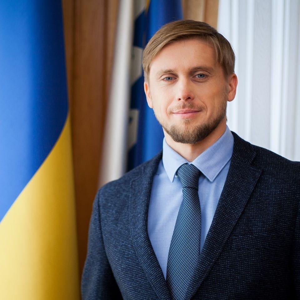 Олександр Бондаренко, Голова Дніпропетровської ОДА